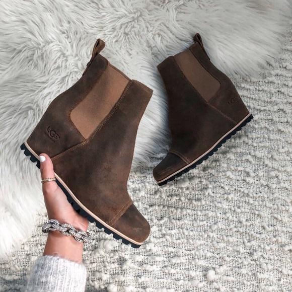 81ed7dc959e7 UGG Shoes - NWOT UGG    Pax Waterproof Wedge Boot
